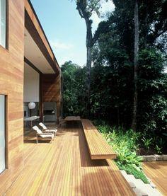 GARDEN GALLERY: ARTHUR CASAS' GARDEN  arthusr casas garden in brazil via www.pithandvigor.com