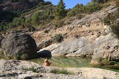 Una selección de piscinas naturales de Cataluña - Familias en Ruta
