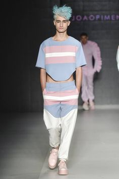 Male Fashion Trends  João Pimenta Fall-Winter 2017 - Sao Paulo Fashion Week  Roupas a7afec2d828