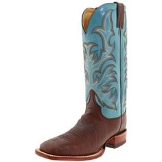 Women's Aqha Smooth Ostrich Remuda Broad-toe Boot *** You can find more details by visiting the image link. (This is an affiliate link and I receive a commission for the sales) #MidCalf