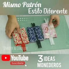 Small Sewing Projects, Sewing Projects For Beginners, Sewing For Kids, Baby Sewing, Sewing Hacks, Sewing Tutorials, Diy Bags Purses, Diy Purse, Diy Jeans Bag Tutorial