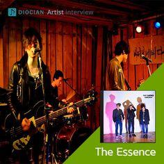 각자의 개성으로 시너지를 내는 밴드 #The_Essence 인터뷰  인터뷰 전문 : http://kstarfashion.com/archives/118683  Copyrights ⓒDIOCIAN.INC 글로벌 소셜 뮤직 플랫폼 DIOCIAN (http://www.diocian.co.kr/)  #DIOCIAN #디오션 #아티스트 #인터뷰 #뮤지션 #음악 #Music #Musician #Artist #뮤직비디오 #Collaboration #Record #Studio #Interview #Lable