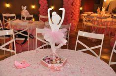 Decora las mesas y la sala de la fiesta con de la comunión de tu hijo. Detalles originales y personalizados Primera Comunión. Princesa bailarina fiesta