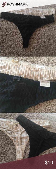 Thongs Plus size Thong retail 10$ each lot of 2 size 10 or 2x/3x Fashion Bug Intimates & Sleepwear Panties