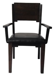 ,MR-P084 ARM CHAIR- FRONT  VIEW