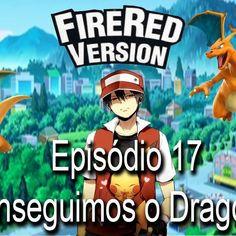Serie de pokemon fire red episódio 17, se ainda não é um inscrito se inscreva ;)  #pokemon #toys #fun #love