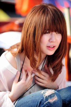 Yoon Eun-hye stills from Lie To Me » Dramabeans » Deconstructing korean dramas and kpop culture