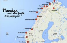 Norway in a motorhome: story of a road trip Camping Europe, Florida Camping, California Camping, Camping World, Family Camping, Southern California, Backpacking, Road Trip France, Road Trip Europe