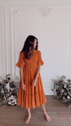 Cute Date Outfits, Modest Outfits, Modest Fashion, Fall Outfits, Fashion Dresses, Modest Dresses, Cute Dresses, Casual Dresses, Casual Outfits