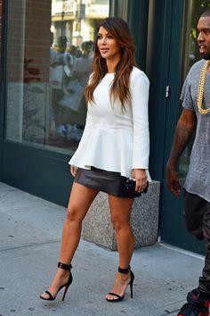 Kim Kardashian Photo - KimYe Out in Soho