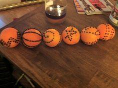 oranges + cloves