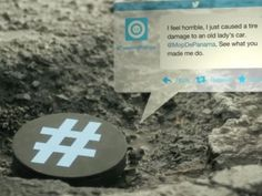 The tweeting potholes...not really humorous, but a brilliant campaign to fix potholes.