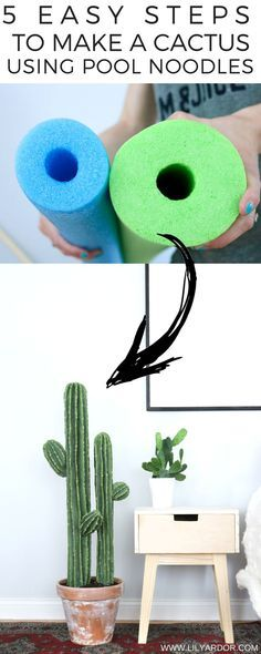 cactus craft Cute Cactus Decor Last Friday was the first day of this Cactus DIY journey. This cute cactus definitely took me for a spin. Jumping into this DIY I kne Decoration Cactus, Cactus Craft, Cactus Diys, Decorations, Fake Cactus, Artificial Cactus, Cute Dorm Rooms, Cool Rooms, Deco Cactus