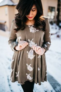 Outfit of the Week // Winter Bohemian | Party of Sarah