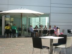 café vom museion, bozen Museion Bolzano http://www.museion.it/
