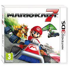 Buy Mario Kart 7, 3DS Online at johnlewis.com
