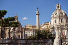 Good Food and Wine and a Little Light Exercise: THE COLORS OF ROME