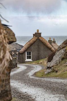 Gearrannan Blackhouse Village, Isle of Lewis