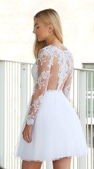White Dresses - Little White Dresses Girls Maxi Dresses, Modest Wedding Dresses, Flower Girl Dresses, Bridesmaid Dresses, White Boho Dress, Little White Dresses, Homecoming Dresses 2017, Confirmation Dresses, Occasion Dresses