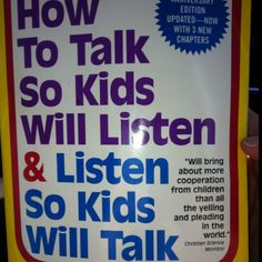 Ever parent should own this book.