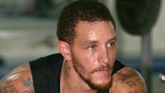 "Delonte West is ""roughing it out"" at a detox center, ""doing okay."""