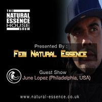 The Natural Essence House Show EP#116 - June Lopez by Natural Essence Media™ on SoundCloud