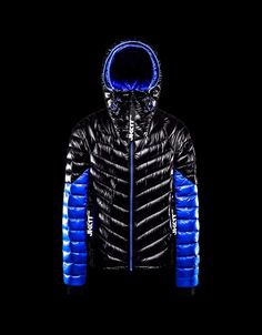 Mens Premium quality down jackets. Engulfed in Warmth Man Down, Man Up, Cool Jackets, Winter Jackets, Mens Down Jacket, Wet Look, Metal Casting, Padded Jacket, Winter Wear