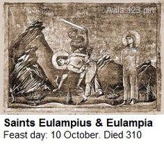 Saint Eulampius