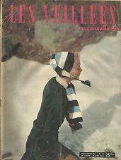 Les Veillées des Chaumières n°13 / 1954/ la Saint-Valentin, Bonn, Berthe Bernage