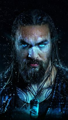 Here is a collection of Aquaman film wallpapers backgrounds for desktop and smartphones. Aquaman is an American superhero film based on the DC Comics character. The film is directed by James Wan, with a screenplay by David Jason Momoa Aquaman, Marvel Dc, Marvel Comics, Captain Marvel, Aquaman 2018, Aquaman Film, Aquaman Actor, Foto Portrait, Arte Dc Comics
