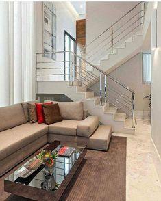 Minimalist Living Room: Stylish Ideas That Will Amaze You Cheap Living Room Sets, Narrow Living Room, Living Room White, Living Room Decor, Home Room Design, Living Room Designs, House Design, Interior Exterior, Interior Design