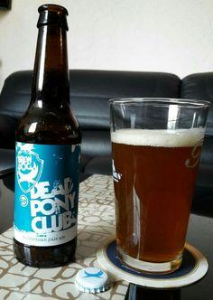 Dead pony club. American Pale Ale de la cerveceria escocesa Brewdog.