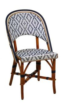 Glacseat French Bistro Chair Kitchen Table Chairs Room And Rattan