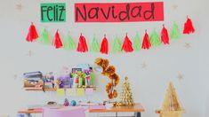 Christmas wall decorations - Easy Ideas - ✄ Craftingeek