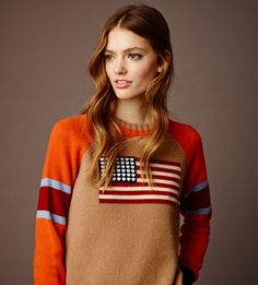 Perfect American sweater #hilfigercollection