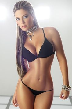 If I had a trainer and no Job, I would work hard to get a body like that! My ideal body!