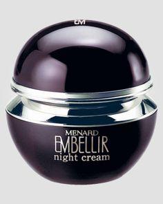 Menard Embellir ночной крем-актив | Интернет-магазин профессиональной косметики для волос от ведущих мировых брендов shampoosik.ru 7 495 77-44-99-0
