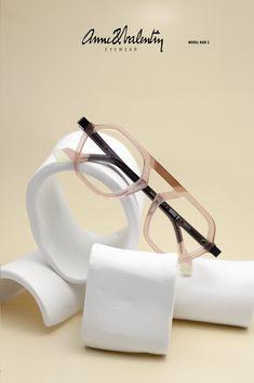 ANNE & VALENTIN Eyewear - Model RAW 2 -LUNETTE ANNE ET VALENTIN