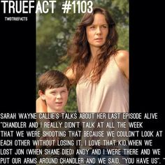Despite her issues, I was so sad when Lori died!