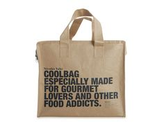 E-boutique lovecreativepeople.com | 'Cool Bag' Nicolas Vahé
