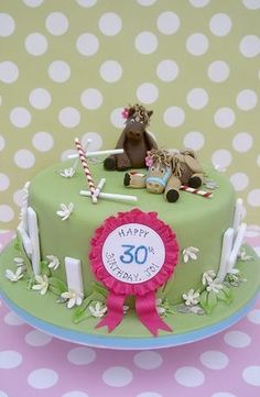 cakes for horse lovers | Special birthday cakes for animal lovers