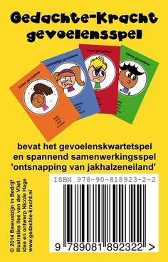 Gedachte-Kracht gevoelensspel van www.gedachte-kracht.nl