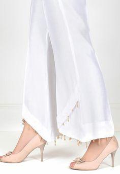 Indian Fashion Dresses, Indian Designer Outfits, Designer Dresses, Designer Pants, Pants For Women, Clothes For Women, Ladies Pants, Salwar Pattern, Salwar Pants