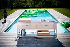 Outdoorküche Mit Kühlschrank Blau : Besten outdoorküche bilder auf kochen im freien
