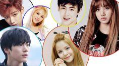 6 Idol Korea Selatan ini Berasal dari Thailand, Nama Aslinya Susah Diucapkan!