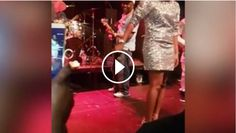 WATCH: Mzbel performs NPP's 'Nana Y3 Winner' at Belgium Concert   Controversial musician Mzbel has finally joined the NPP in celebrating their historic win in the 2016 elections. Mzbel performed Daddy Lumba's 'Nana Y3 Winner' at her Belgium Concert held yesterday. The concert was brought to a halt for some minutes after an angry fan threw an egg at the '16 Years' hit-maker while performing.   Entertainment Local News Mzbel News