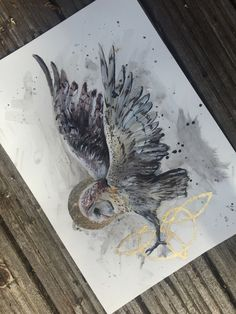 This is amazing I found this on Debra Burnett's pins 'Owl Stuff' Not sure who to credit The post This is amazing I found this on Debra Burnett'… appeared first on Woman Casual - Tattoos And Body Art Lechuza Tattoo, Animal Drawings, Art Drawings, Owl Tattoo Drawings, Tattoo Owl, Owl Tattoos, Buho Tattoo, Owl Tattoo Design, Desenho Tattoo