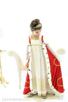 Gorgeous empress josephine costume