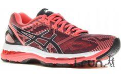 Asics Gel-Nimbus 19 W - Chaussures running femme Asics running Gel-Nimbus 19 W