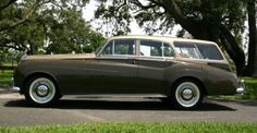 rolls royce station wagon - Google Search